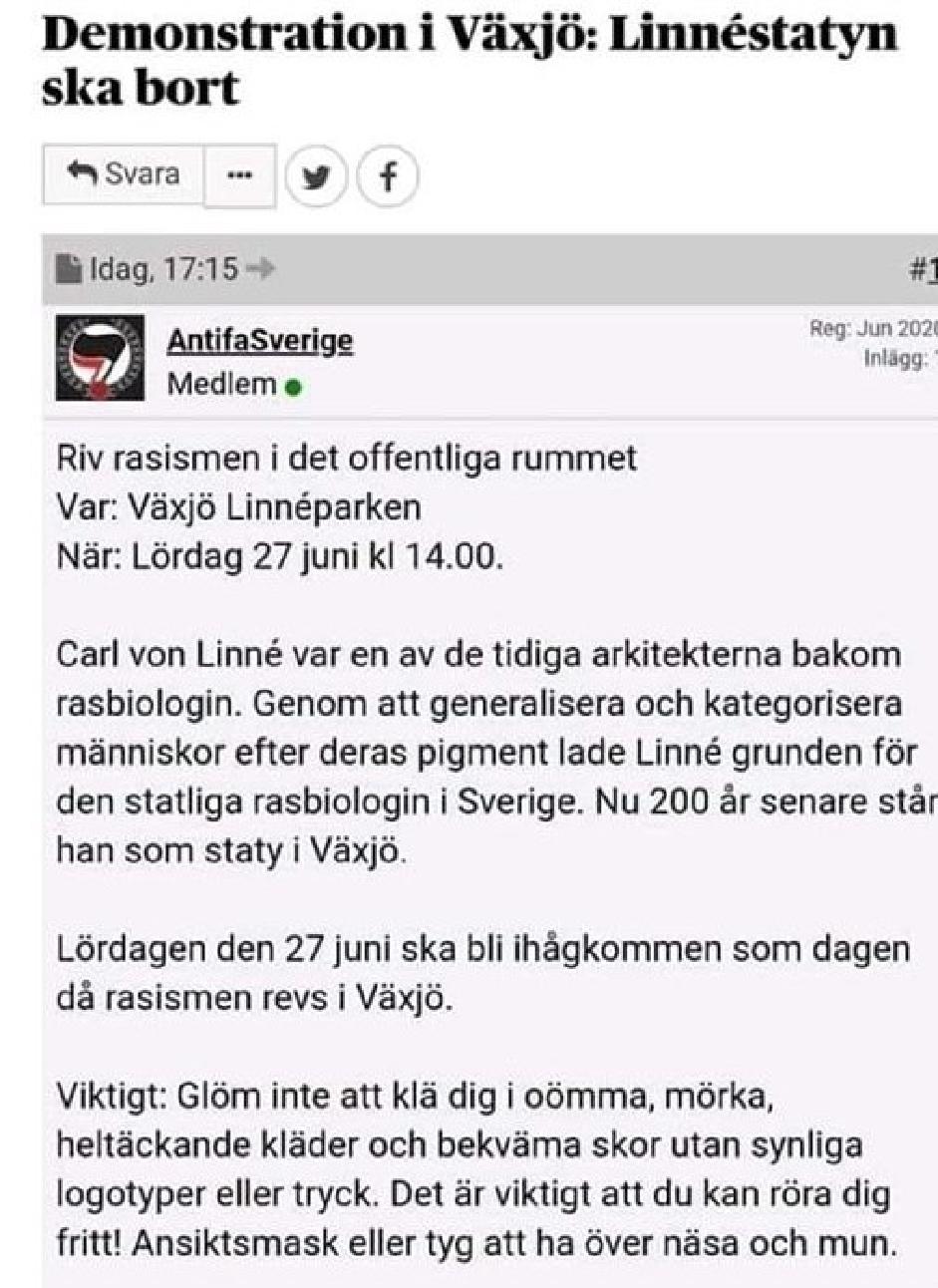 Flashback Växjö
